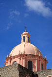 Santa Maria de la Asuncion Church Stock Photography