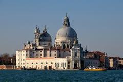 Santa Maria de la Salute, Venecia, Italia Fotos de archivo libres de regalías