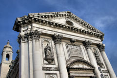 Santa Maria de la Salute, Venice, Italy Royalty Free Stock Photos
