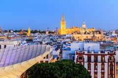 Santa Maria de la Sede Cathedral, Andalusia Stock Photography