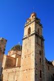 Santa Maria de la Valldigna Simat Monastery Spain Stock Image