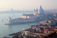 Santa Maria De Los angeles Salutujący, Wenecja, Włochy Fotografia Stock