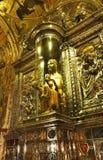 Santa Maria de Montserrat Abbey cerca de Barcelona españa Fotografía de archivo libre de regalías