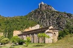 Santa Maria de Obarra Lizenzfreies Stockbild