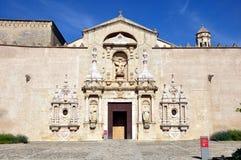 Santa Maria de Poblet Fotos de archivo