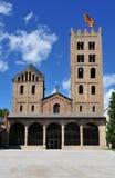 Santa Maria de Ripoll Photos libres de droits