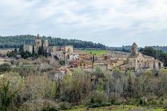 Santa Maria de Santes Creus, Spanien Lizenzfreie Stockfotografie