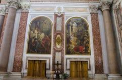 Santa Maria degli Angeli Royalty Free Stock Images