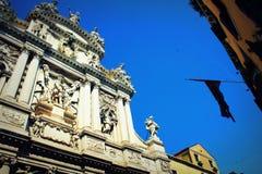 The Santa Maria degli Angeli church, Murano, Italy Stock Photo