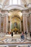 Santa Maria degli Angeli e dei Martiri Stock Photography