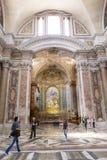 Santa Maria degli Angeli e dei Martiri royalty free stock images