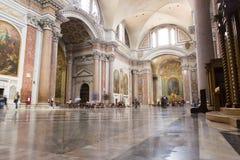Santa Maria degli Angeli e dei Martiri stock photo