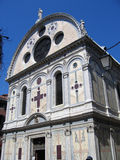 Santa Maria dei Miracoli â Venedig, Italien Stockbild