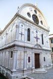 Santa Maria dei Miracoli is a church, Venice, Italy Royalty Free Stock Photo