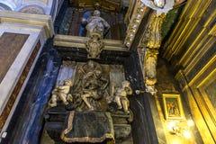 Santa Maria-dei Miracoli-Kirche, Rom, Italien Lizenzfreie Stockbilder