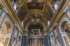 Santa Maria-dei Miracoli-Kirche, Rom, Italien Stockfoto