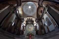 Santa Maria dei Servi, Sansepolcro Royalty Free Stock Images