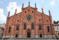 Santa Maria del Кармин Церковь в Павии Стоковые Фотографии RF