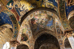 Santa Maria del Ammiraglio Royalty Free Stock Image
