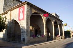 Santa Maria del Camino, Carrion de los condes Stock Images