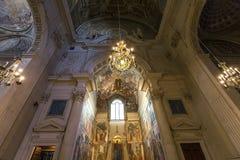 Santa Maria del Carmine church, Florence, Italy Royalty Free Stock Image