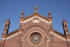 Santa Maria del Carmine-Kirche Lizenzfreie Stockfotografie