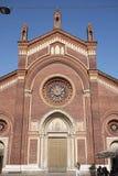 Santa Maria del Carmine-Kirche Lizenzfreie Stockbilder