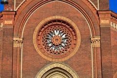 Santa Maria del Carmine, Milan Royalty Free Stock Images