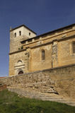 Santa Maria del Castillo, Church, Fromista, Palencia,. Spain, Romanesque churc royalty free stock images