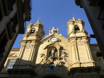 Santa Maria del Coro, Donostia (Basque Country) Royalty Free Stock Image