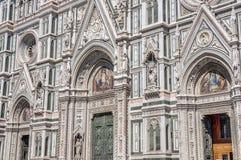 Santa Maria del Fiore à Florence, Italie Image libre de droits