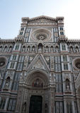 Santa Maria del Fiore. Basilica di Santa Maria del Fiore in Florence, Italy Stock Photography