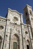 Santa Maria del Fiore Zdjęcia Stock