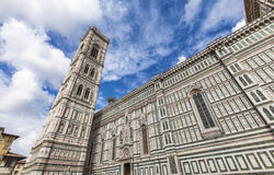 Santa Maria del Fiore catedral in Florence royalty free stock photo