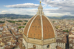 Santa Maria del Fiore Cathedral à Florence Photographie stock