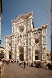 Santa Maria del Fiore cathedral Stock Image