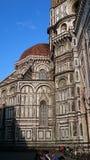 Santa Maria del Fiore cathedral -architectural details Stock Photo