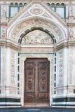 Santa Maria del Fiore cathedral royalty free stock image