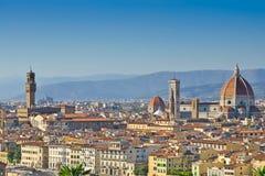 Santa Maria del Fiore Cathedral , Florence Stock Image