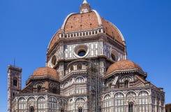 Santa Maria del Fiore Cathedral, Florence Royalty-vrije Stock Fotografie