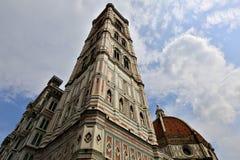 Santa Maria del Fiore Cathedral Florence, Italien Royaltyfri Bild