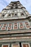 Santa Maria del Fiore Cathedral Florence, Italien Royaltyfria Bilder