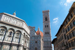 Santa Maria del Fiore Cathedral, Florence Royalty Free Stock Photos