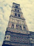 Santa Maria del Fiore Cathedral Florence royalty free stock image