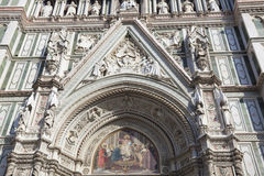 Santa Maria del Fiore cathedral, Florence Royalty Free Stock Photography