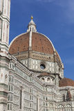 Santa Maria del Fiore cathedral, Florence Stock Image