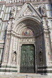 Santa Maria del Fiore cathedral, Florence Royalty Free Stock Images