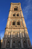 Santa Maria del Fiore church with Giotto tower, Florence, Italy Stock Photo