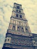 Santa Maria Del Fiore domkyrka Florence royaltyfri bild