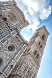 Santa Maria Del Fiore - Duomo w Florencja, Włochy Obrazy Stock